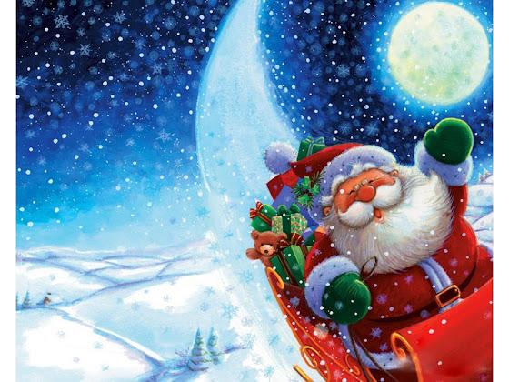 besplatne Božićne pozadine za desktop 1280x960 free download blagdani čestitke Merry Christmas Djed Mraz