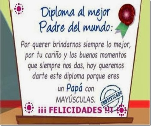 22 fraes bonitas dia del padre   (7)