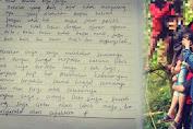 "Kades Bunuh Diri Tulis Pesan, ""Jangan Sekali-kali Masuk Politik, Setiap Hari Terpaksa Bohong """