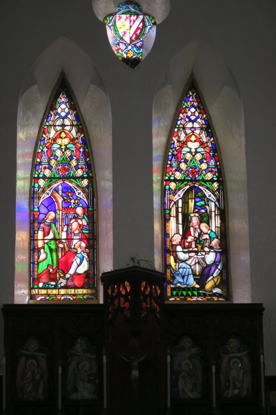 SJC Original Stained Glass