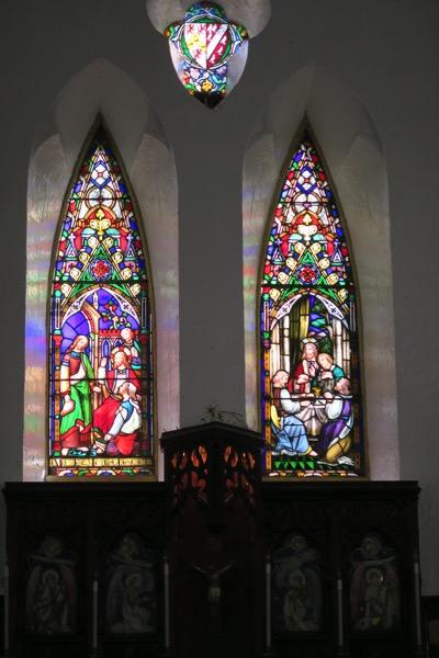 SJC Original Stained Glass