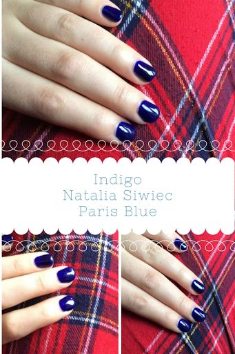 Indigo, Natalia Siwiec, Paris Blue