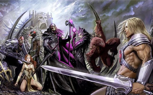 Goodness Of Luciferian Murderer, Warriors 3