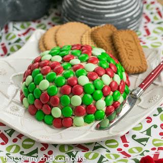 Cookie Dough Cheese Ball #BloggerCLUE