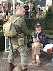 Amerikaanse 101st Airborne veteraan - In Eerde. Herdenking 19 september 2009