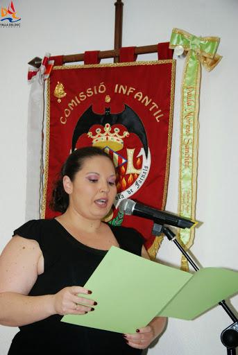 Irene Mir Olba, Fallera Mayor Infantil 2016