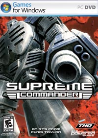 Supreme Commander - Review-Cheats-Walkthrough By James Archuleta