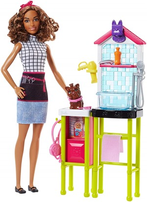 barbie pet groomer