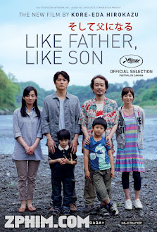 Cha Nào Con Nấy - Like Father, Like Son (2013) Poster