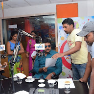 Jakkanna Movi Team At Radio City 91.1