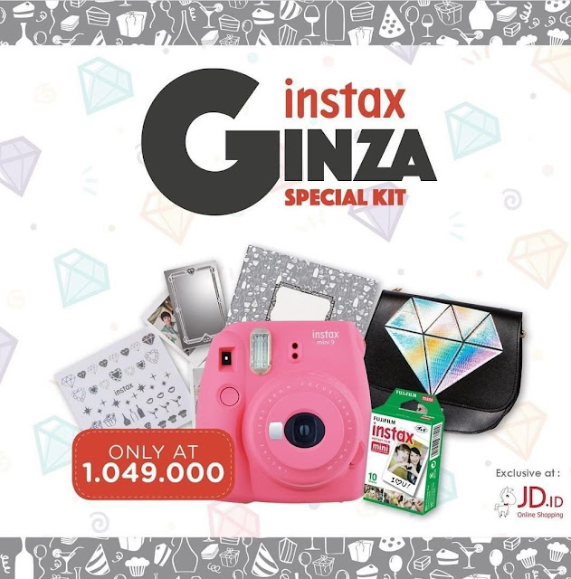 Fuji film Instax Ginza