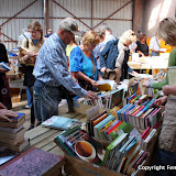 Boekenmarkt bij de molen