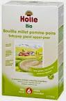 Rappel produit bébé Holle Bio bouillie millet