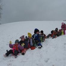 Sněhové radovánky v MŠ 2008-09