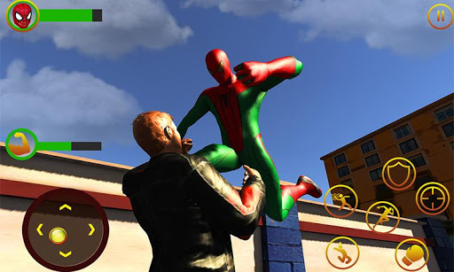 Super Spiderhero: Amazing City Super Hero Fight 1.0.2 4