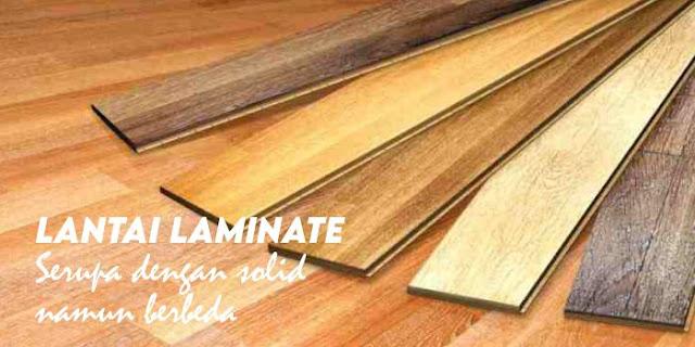 jenis lantai kayu laminate
