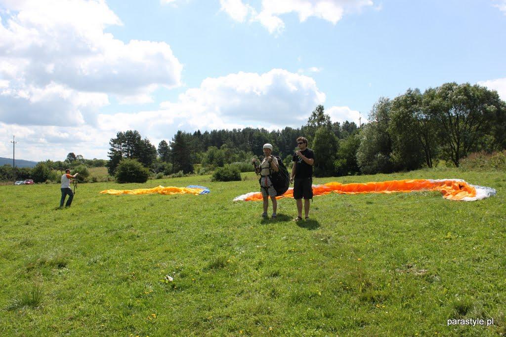 Szkolenia paralotniowe Sierpień 2011 - IMG_7700.JPG