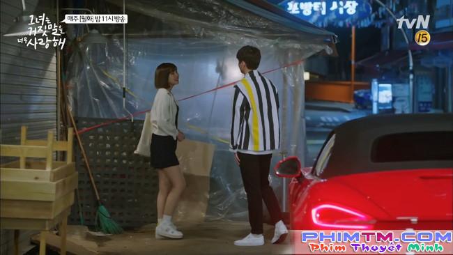 """""""Liar And Lover"""": Tân binh khủng long"""" Joy dấn thân vào showbiz Hàn - Ảnh 12."""