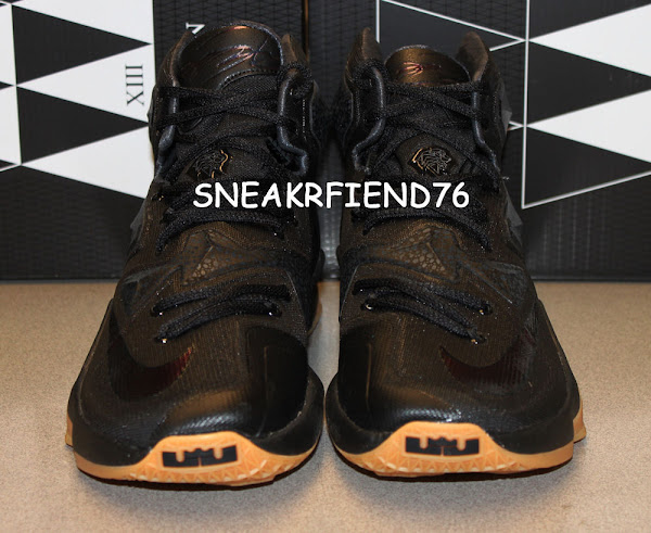 Welcome the New Year with the Black Lion LeBron XIII