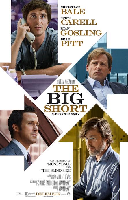 Το Μεγάλο Σορτάρισμα (The Big Short) Poster