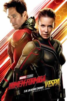 Baixar o filme Homem-Formiga e a Vespa