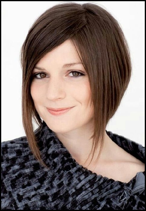 Trendy A-Line Bob Hairstyles 2018: Simple Short Haircuts 2018 1