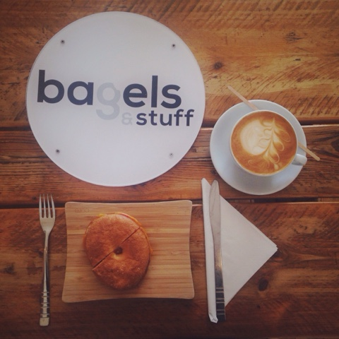 bagels and stuff - Aberdeen