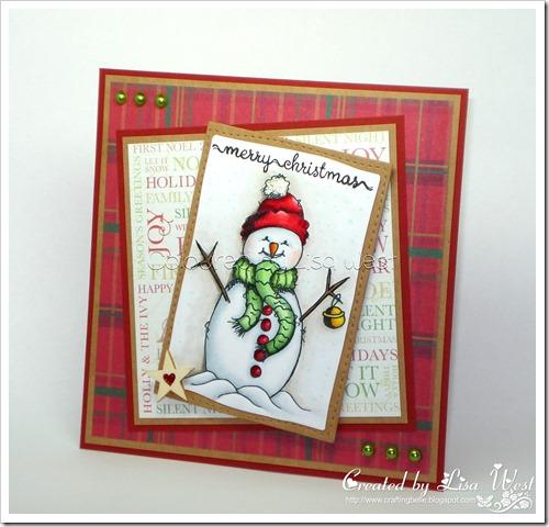 Snowman Bell (5)