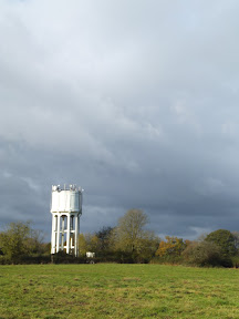 Mardley Heath water tower