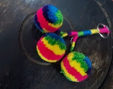 Llavero Wayuu Ref. 3