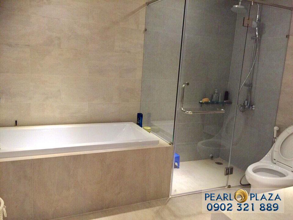 Pearl Plaza Văn Thánh - Phòng tắm