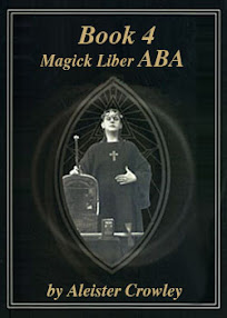 Cover of Aleister Crowley's Book Liber 004 Or Magick Liber ABA
