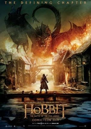O Hobbit: A Batalha dos Cinco Exércitos HDRip XviD & RMVB Legendado