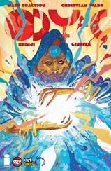 Actualización 05/05/2018: Gracias a los capitanes Shinji y Gin-Fizz les traemos el numero 3 de Ody-C para Outsiders, Prix-Comics y How to Arsenio Lupin. La despiadada Cíclope ha causado sangrientos estragos en la tripulación de la Ody-C. La Capitana Odisea idea un plan para poder salir con vida de ese terrible planeta, mientras que las maquinaciones de Poseidón tropiezan con la ira de Zeus.