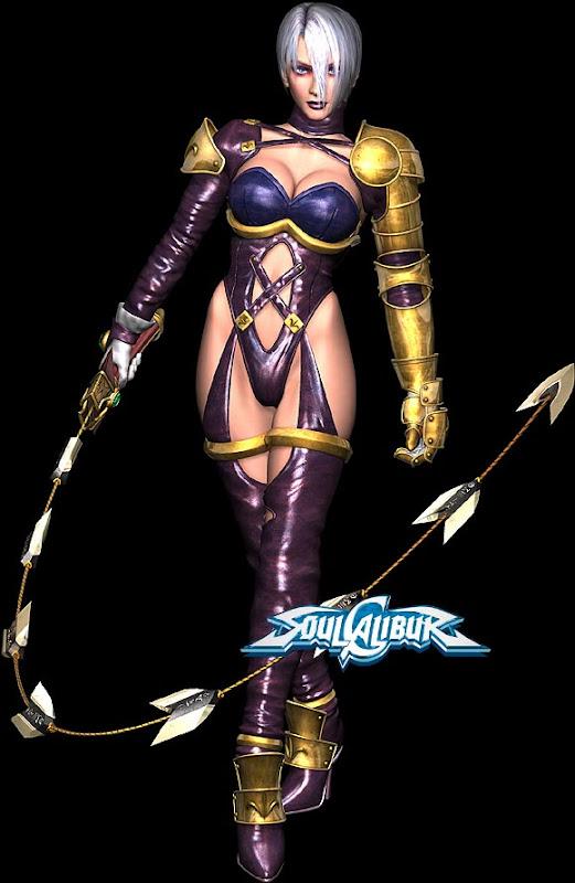Ivy 002, Warrior Girls 1