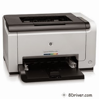 get driver HP LaserJet CP1027nw Printer