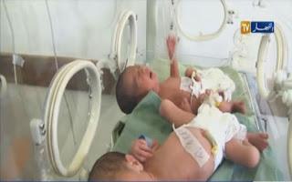 Naissance de quintuplés à l'hôpital de Kouba à Alger