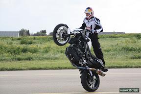Chris Pfeiffer Motorcyclist Stunt driver