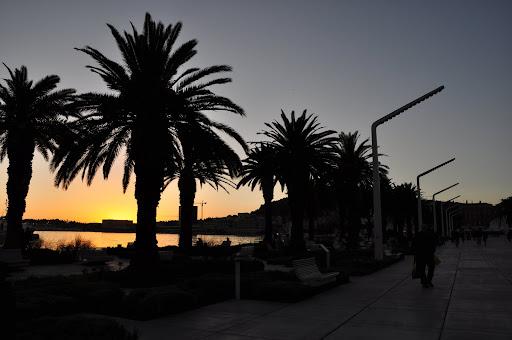 Sunset on Riva