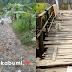 Gegara Jalan Rusak Ongkos Ojek di Bantargadung 50 Ribu Sekali Jalan