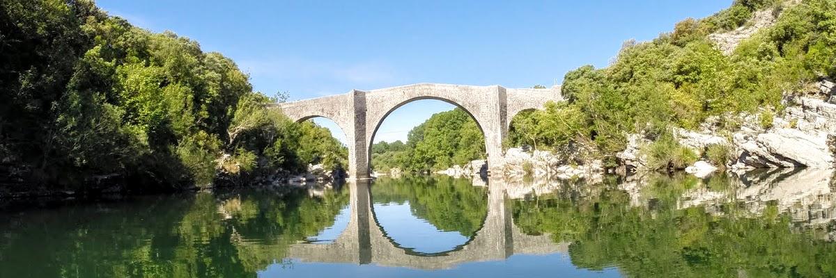 Les Gorges De L Herault En Canoe D Aubanel Au Roc D Aubert