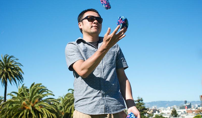 Juggling Bawaiian Bags