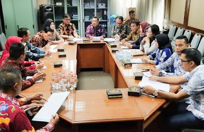 DPRD Barsel Ingatkan Eksekutif Jangan Asal Ajukan Raperda