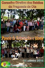 CDBFO - Passeio Reformados e Idosos 15.09.16