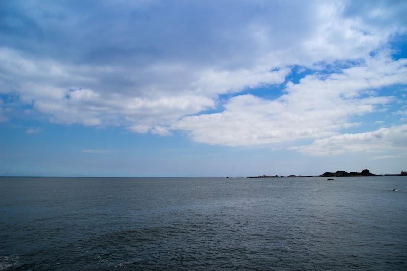 14:00 弁天島からの景色