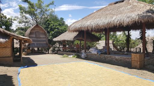 Perkampungan Sasak Di Lombok