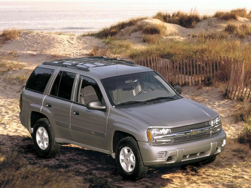 2005 chevrolet trailblazer suv specifications pictures. Black Bedroom Furniture Sets. Home Design Ideas