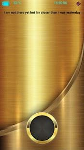 Zlatá svítilna - náhled