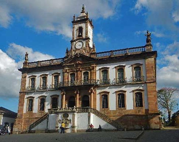 Ouro Preto Palacio dos Gobernadores