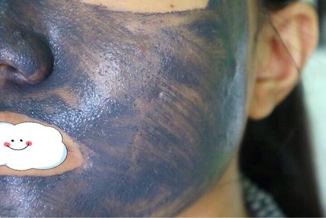 Sensatia Botanicals Acne Clarifying Charcoal Mask